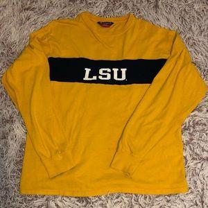 Vintage LSU long sleeve shirt
